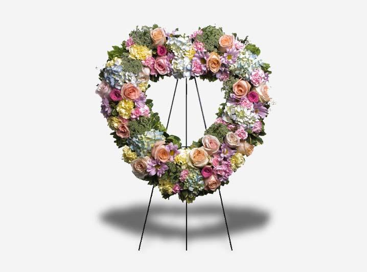 rangkaian bunga pernikahan wedding