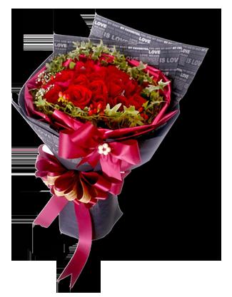 Bunga Ucapan Hand Bouquet