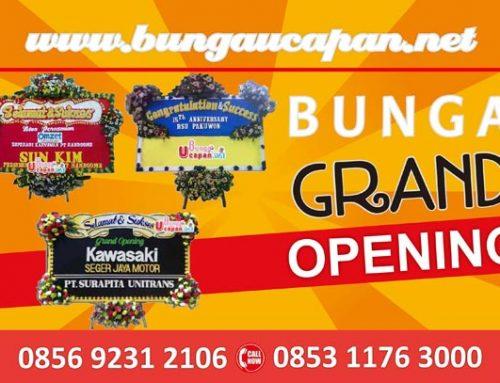 Bunga Grand Opening